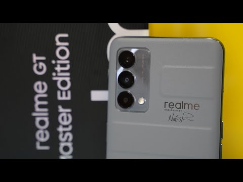 Realme GT Master Unboxing και hands on